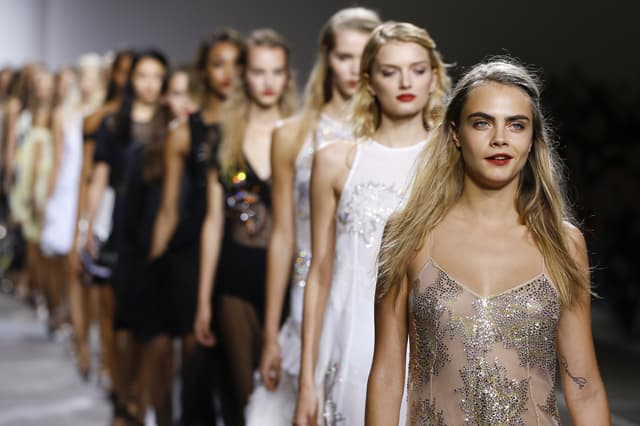 How Technology Is Helping Designers Stand Out At London Fashion Week 2015