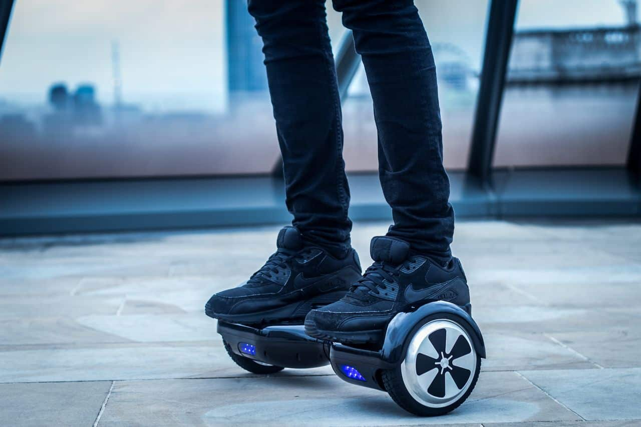 Amazon Is Pulling Hoverboards Due To Safety Concerns