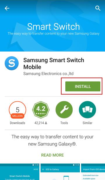 How To Use Samsung Smart Switch With Ease - A Quick Guide