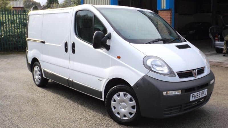 Vauxhall Vivaro - The first Reviveaphone van