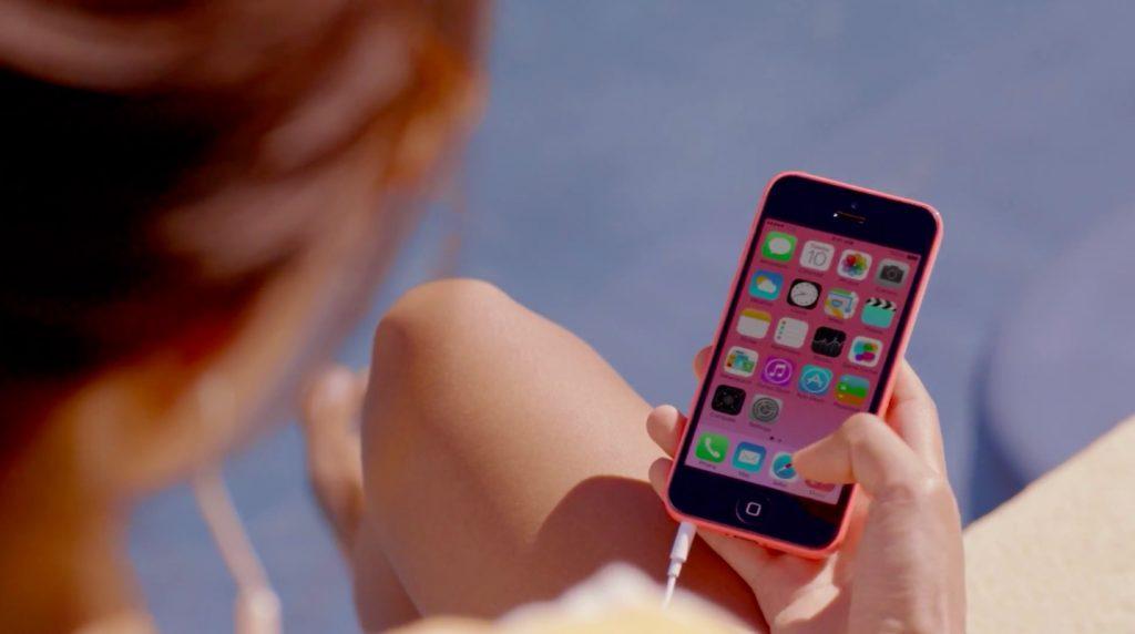 iPhones Slowed