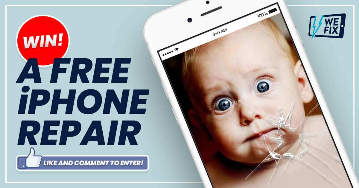 Free iPhone Repair Competition