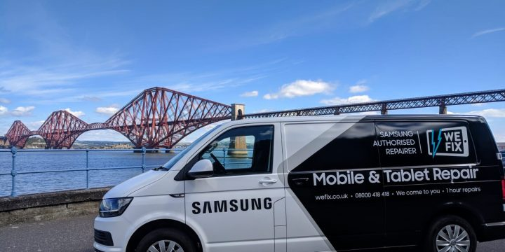 Samsung Repair in Scotland