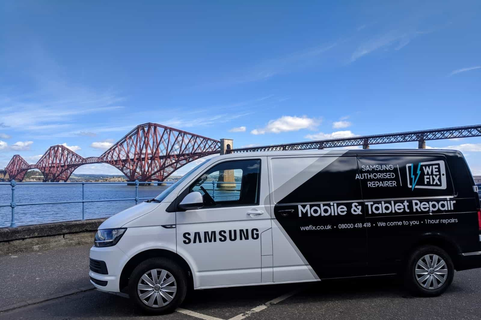 Samsung Repair Scotland