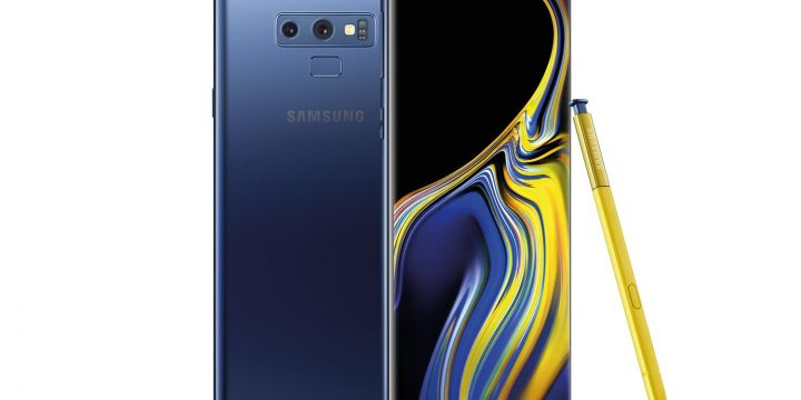 Samsung Galaxy Note 9 Repairs Now Available