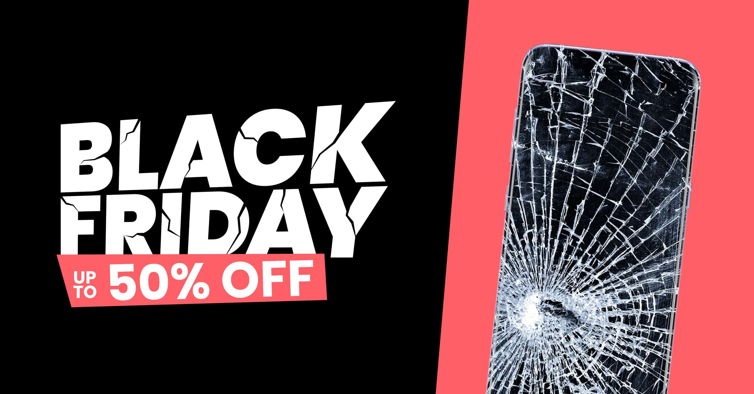 Black Friday Smartphone Repair