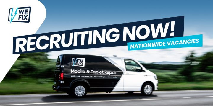 Recruiting: Mobile smartphone and tablet Repair Technicians – full time